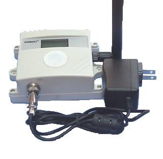 [SZ2170D]液晶显示型ZIGBEE无线二氧化碳传感器