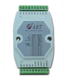DAM-3039热电偶采集模块与SV3000软件完美组合