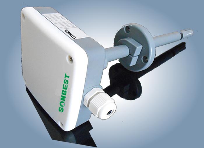 SM3710V 风管式,高精度,温湿度,传感器,监控,工业通用端口
