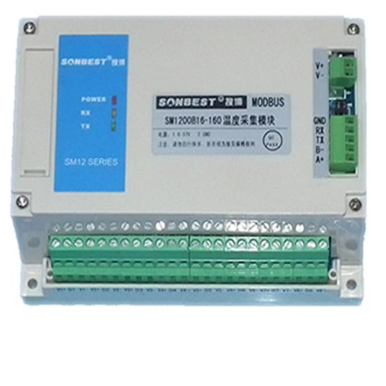 <b>[SM1200B16-160]RS485接口温度采集模块</b>