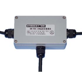 [SM1700C]CAN智能温度数据采集模块
