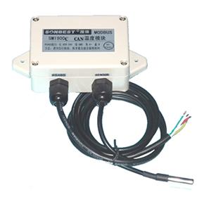 [SM1900C]智能温度数据采集器(CAN接口防护型)