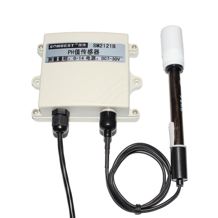 [SM2121B]RS485液体PH值传感器