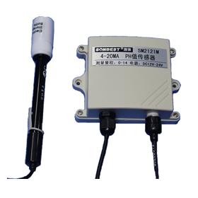 [SM2121M] 4-20mA电流型液体PH值传感器
