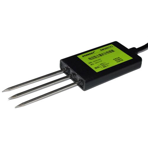 [SM3001V2]0-3.3V电压输出型土壤水分传感器