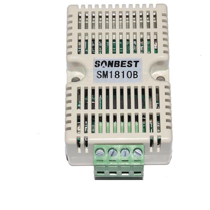 [SM1810B]导轨式RS485温湿度传感器