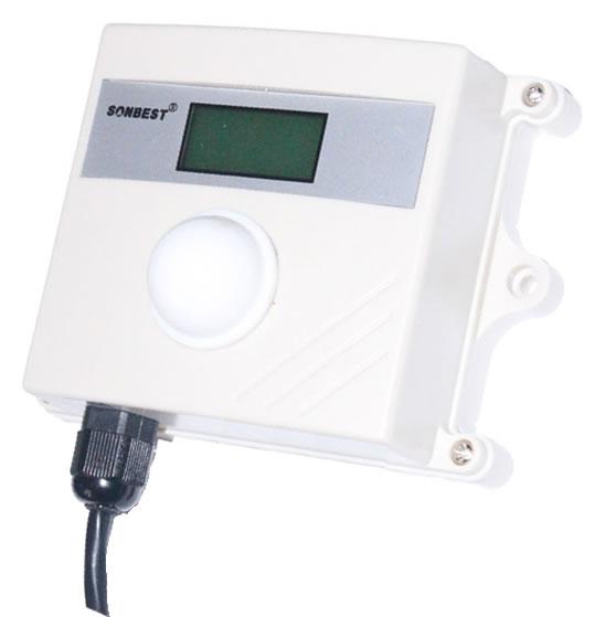 [SD2161B]20万宽量程RS485带显示光照度传感器