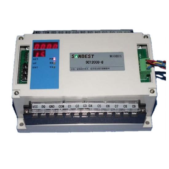 [SC1200B-8]160点8通道温度报警控制器(阶梯式温度
