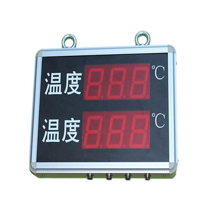 SD8202B 大屏LED双温度显示仪