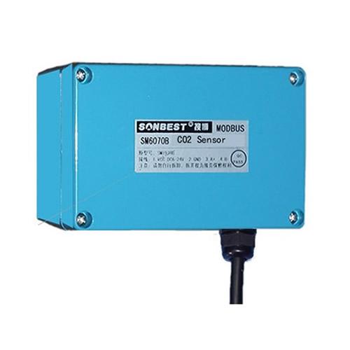 [SM6070B]工业防护型双光束红外二氧化碳传感器变送器(CO2传感器)
