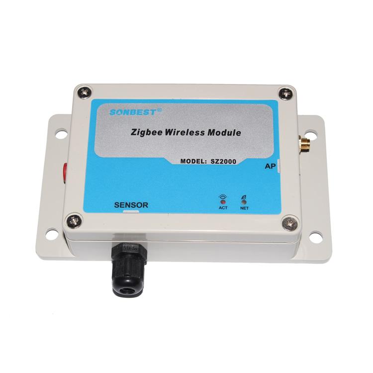 [SZ2000]防护型壁挂式无线温度采集模块