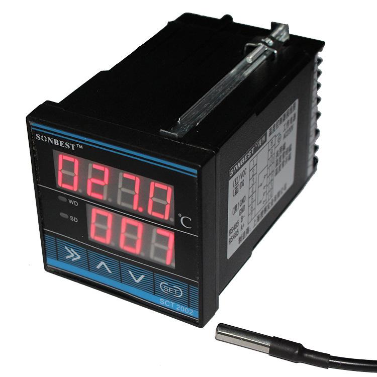 【SC7230B-PT1000】智能温度控制器