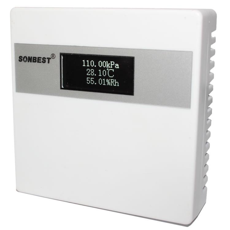 <b>[SD5190B]液晶显示 大气气压及温湿度一体式传感