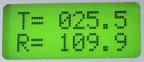 PT100温度测试仪(RS485 MODBUS-RTU协议,-200-600度宽范围)(PT100,温度变送器,模块,校验仪,显示仪 SD2101B)