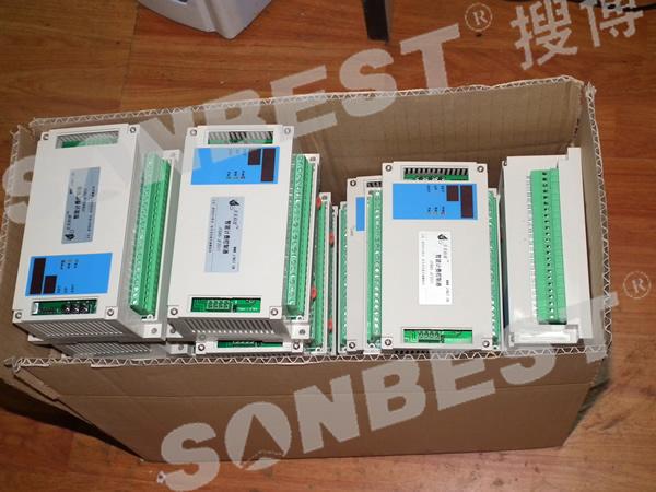 20路温度控制器(20路、温度控制器、智能计费控制器、温度采集模块、单总线、MODUBS协议、小型智能恒温控制器、独立恒温控制器、恒温控制器|SD1200B-20)
