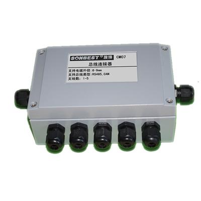 [CM07]防爆型T型总线连接器