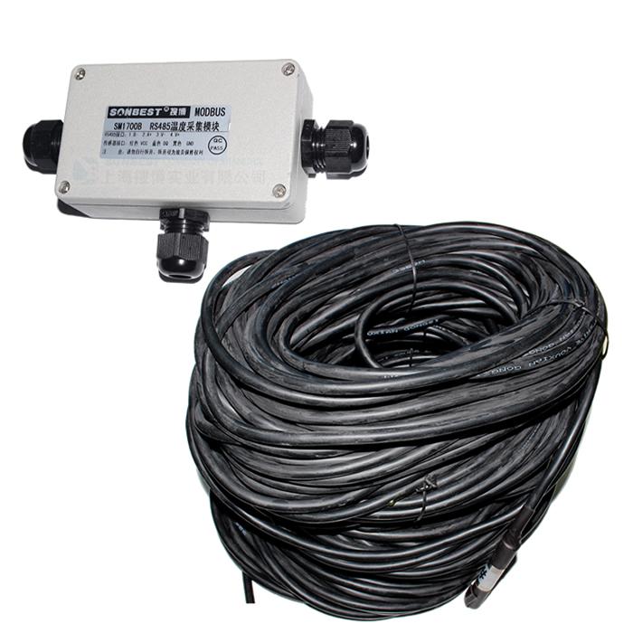 [SCA1000_SM1700B]RS485竖直地埋管地源热泵温度监测系