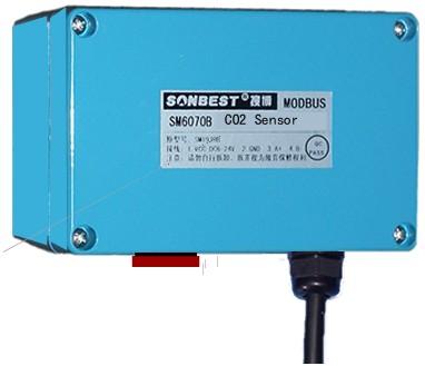 [SM6070B2]工业防护型双光束红外二氧化碳传感器(