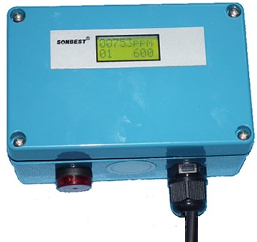 [SD6070B]工业防护型双光束红外二氧化碳传感器(