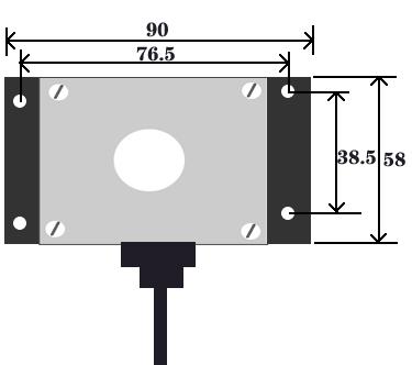 4-20ma光照度传感器(光照度,照度显示仪,modbus-rtu,变送器,显示仪,bh