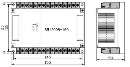 Zigbee,无线,SM1200W、RS485接口、10通道、160点、变送模块、DS18B20采集工作站、DS18B20采集仪、单总线采集仪