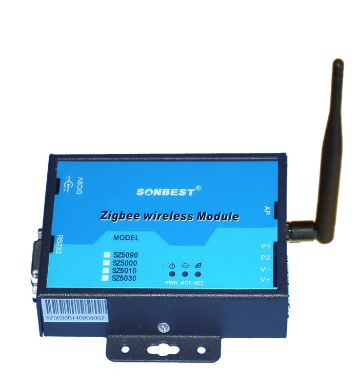[SZ5090T]低功耗长距离无线ZIGBEE组网网关