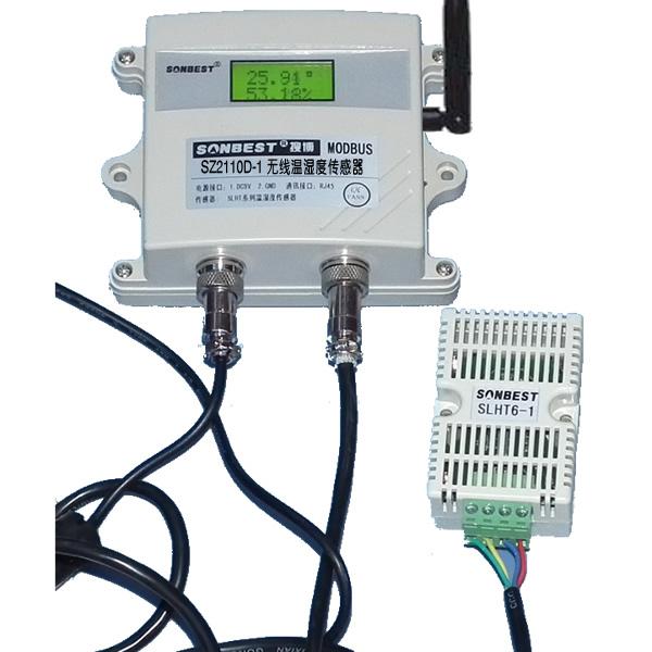 [SZ2110D-1]ZIGBEE无线温湿度数据显示仪