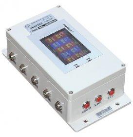 [SR2510B]多通道SHT10温湿度记录仪(锂电池供电,TFT彩屏显示)