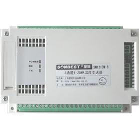 SM1201M-8 八通道可编程4-20mA变送器