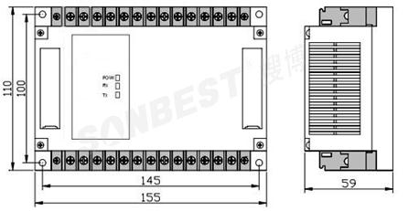 SM1201M-8,八通道,可编程,4-20mA,变送器