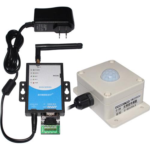 [SG5030I-3560]GPRS光照度传感器