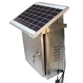 GPRS无线土壤水分在线监测系统