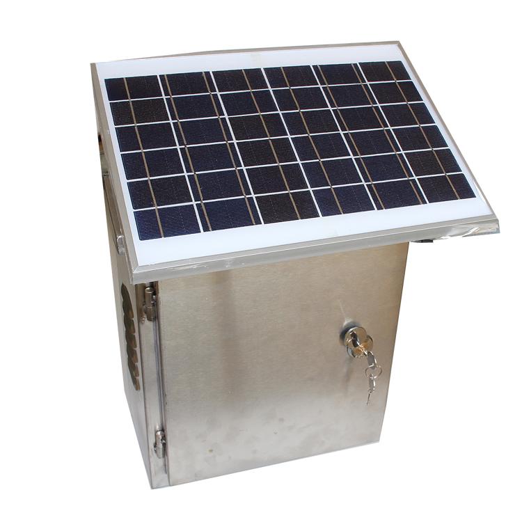 [SY0130B-16]室外GPRS太阳能供电土壤水分记录仪