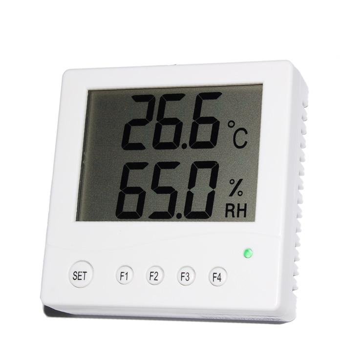 [SD5110B] RS485 组网型大屏LCD壁挂式温湿度显示仪