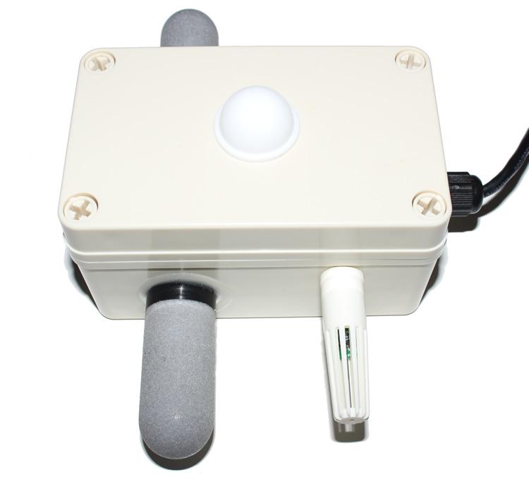 [SM3995B] RS485二氧化碳、光照度、温度、湿度、大