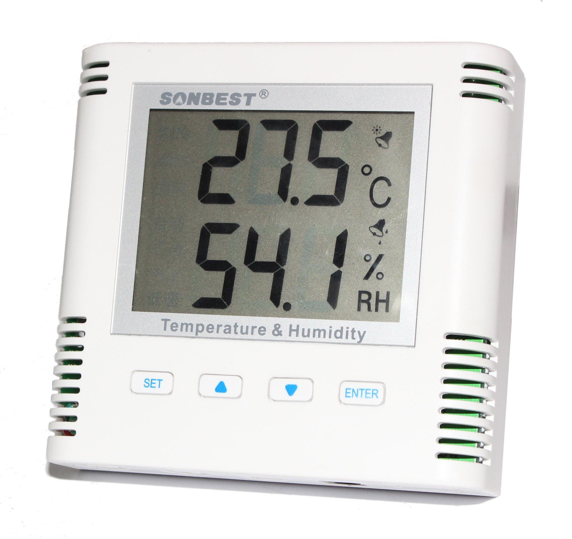 温湿度传感器空降,一切由你掌控