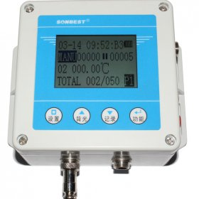 [SR1000]RS485接口多点温度记录仪 支持30点DS18B20温度传感器